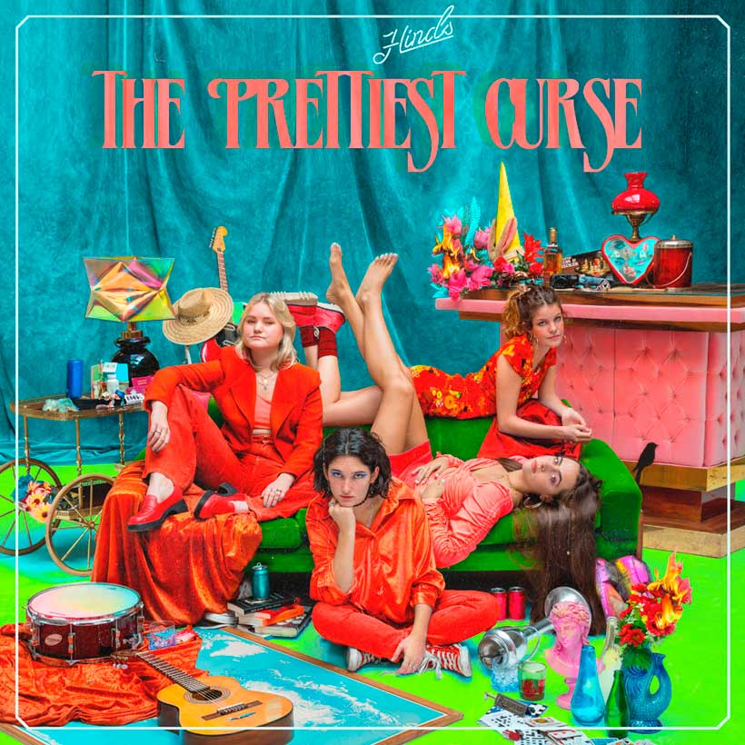 FINALISTA 7 – 2020: THE PRETIEST CURSE, DE HINDS